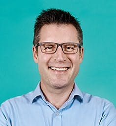 Photo of Steve Hulme