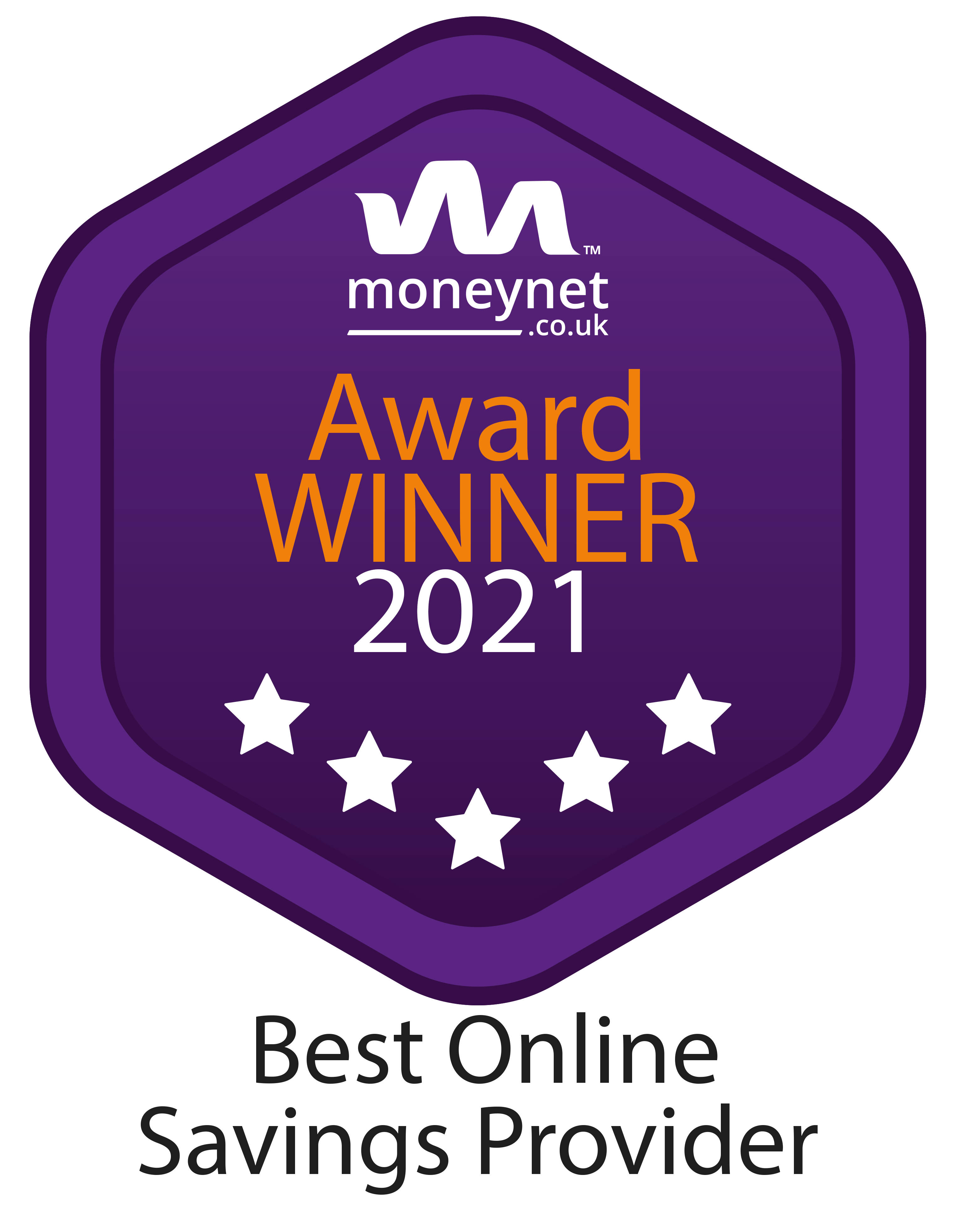 Moneynet Personal Finance Awards Award Logo