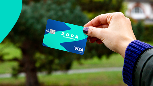 Featured image for Zopa launches revolutionary new credit card designed to help customers stay in control of their money