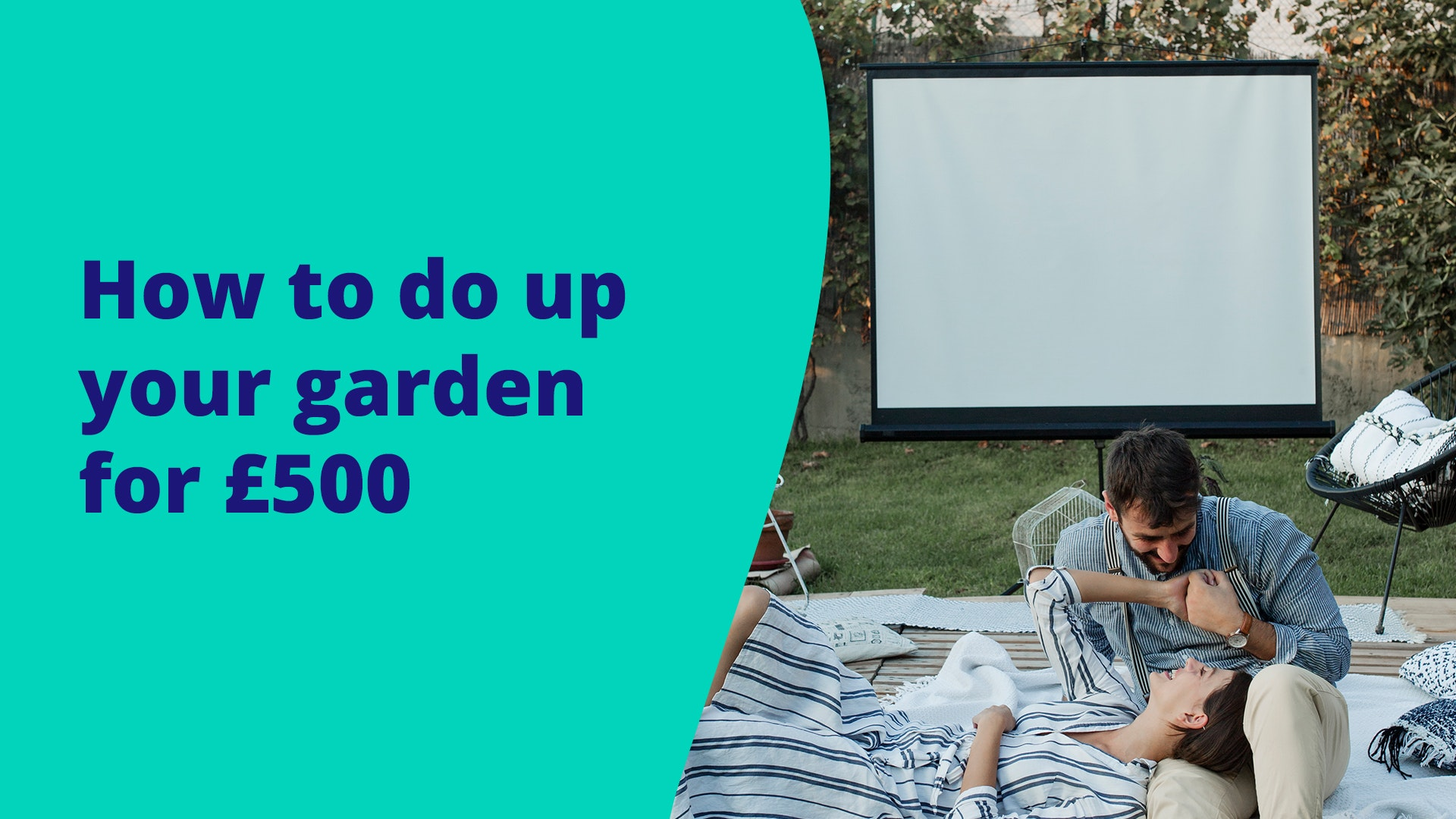Featured image for How to upgrade your garden for under £500