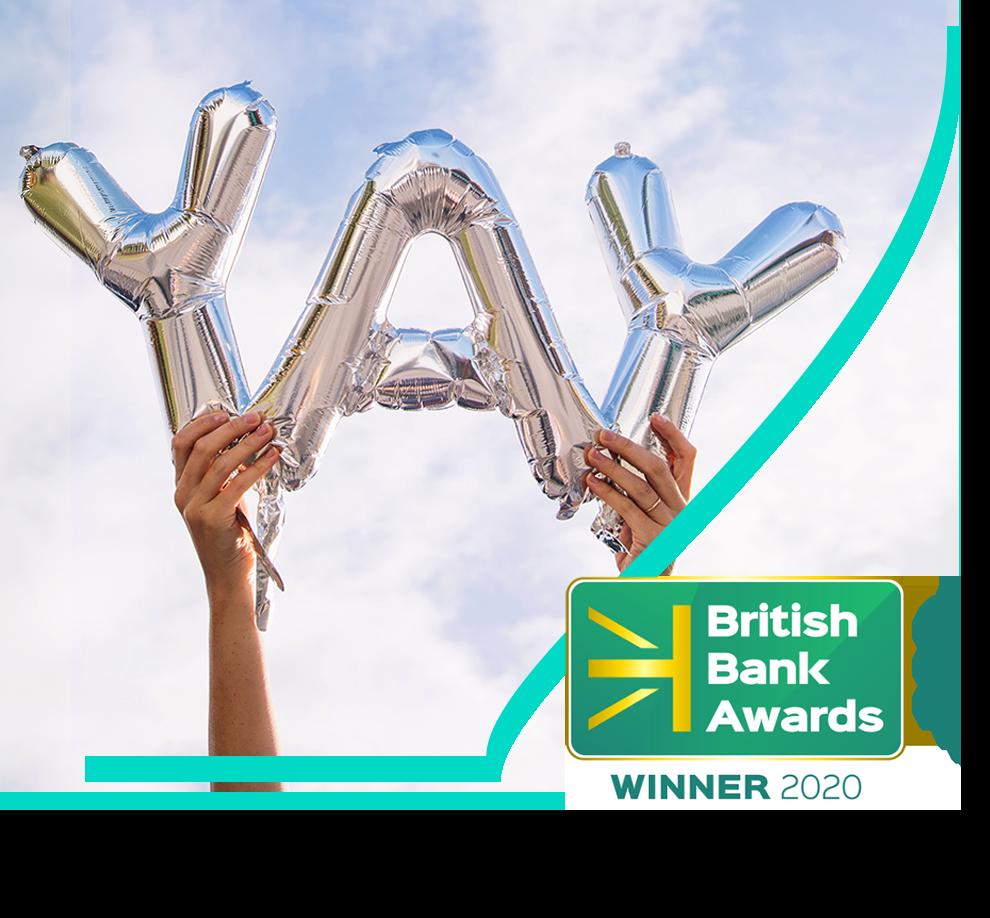 British Bank Awards logo