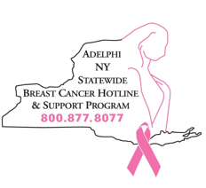 Adelphi NY Statewide Breast Cancer Hotline & Support Program
