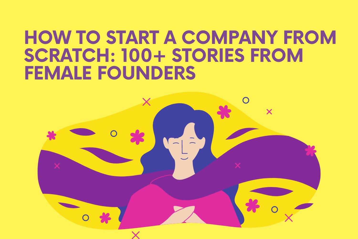Cover Image for 100+ Stories from female founders, Featuring Lacey our CEO of Casting Depot