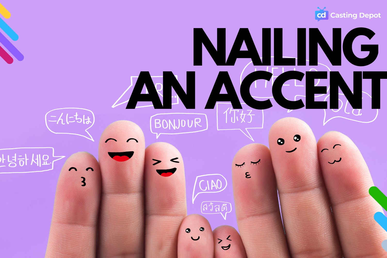 Cover Image for 5 Ways to Nail an Accent