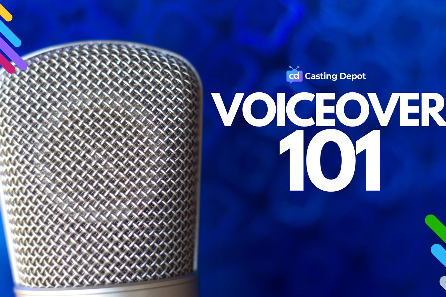 Cover Image for Voiceover Actors: How to Get Started