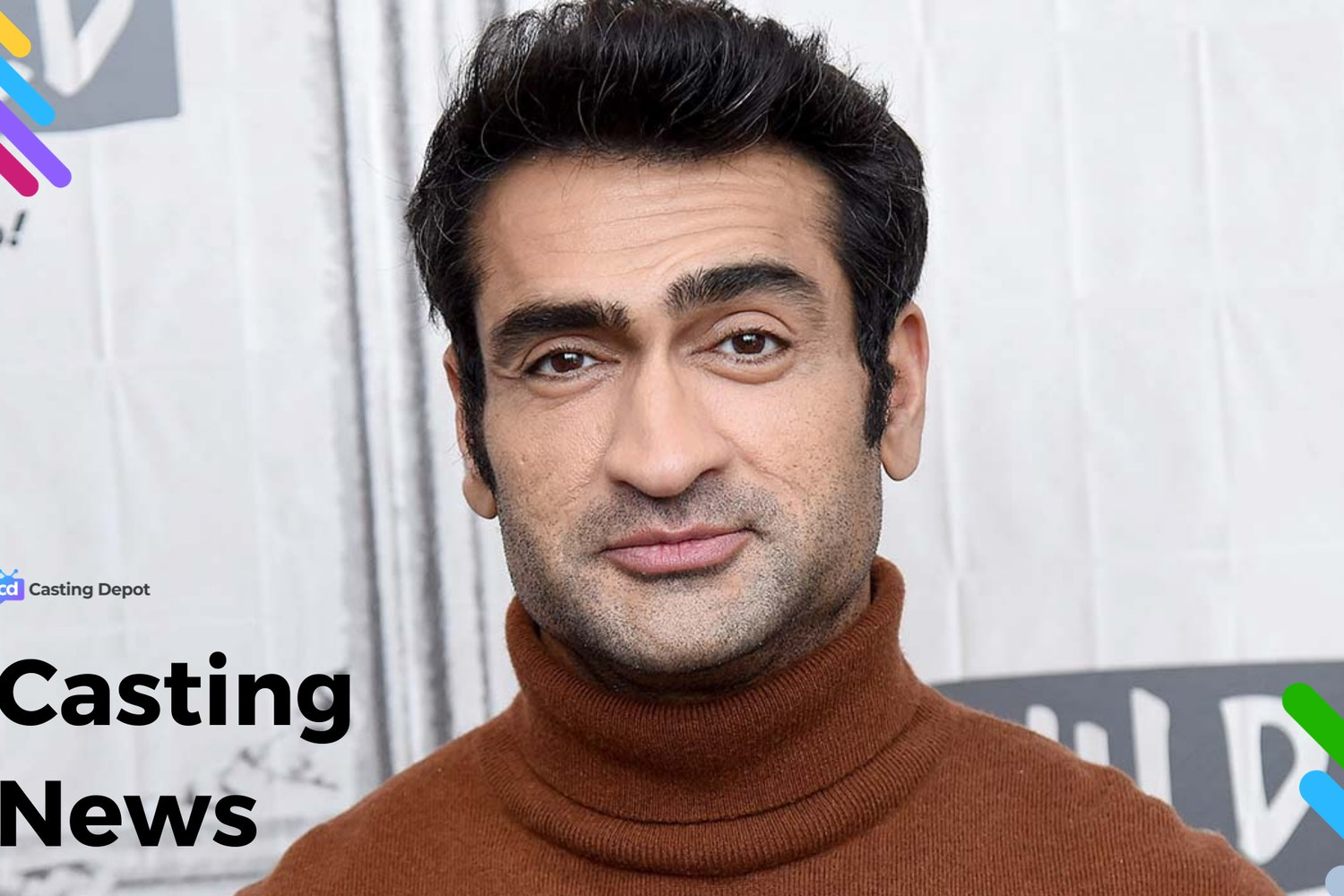 Cover Image for Kumail Nanjiani To Star In New Hulu Series