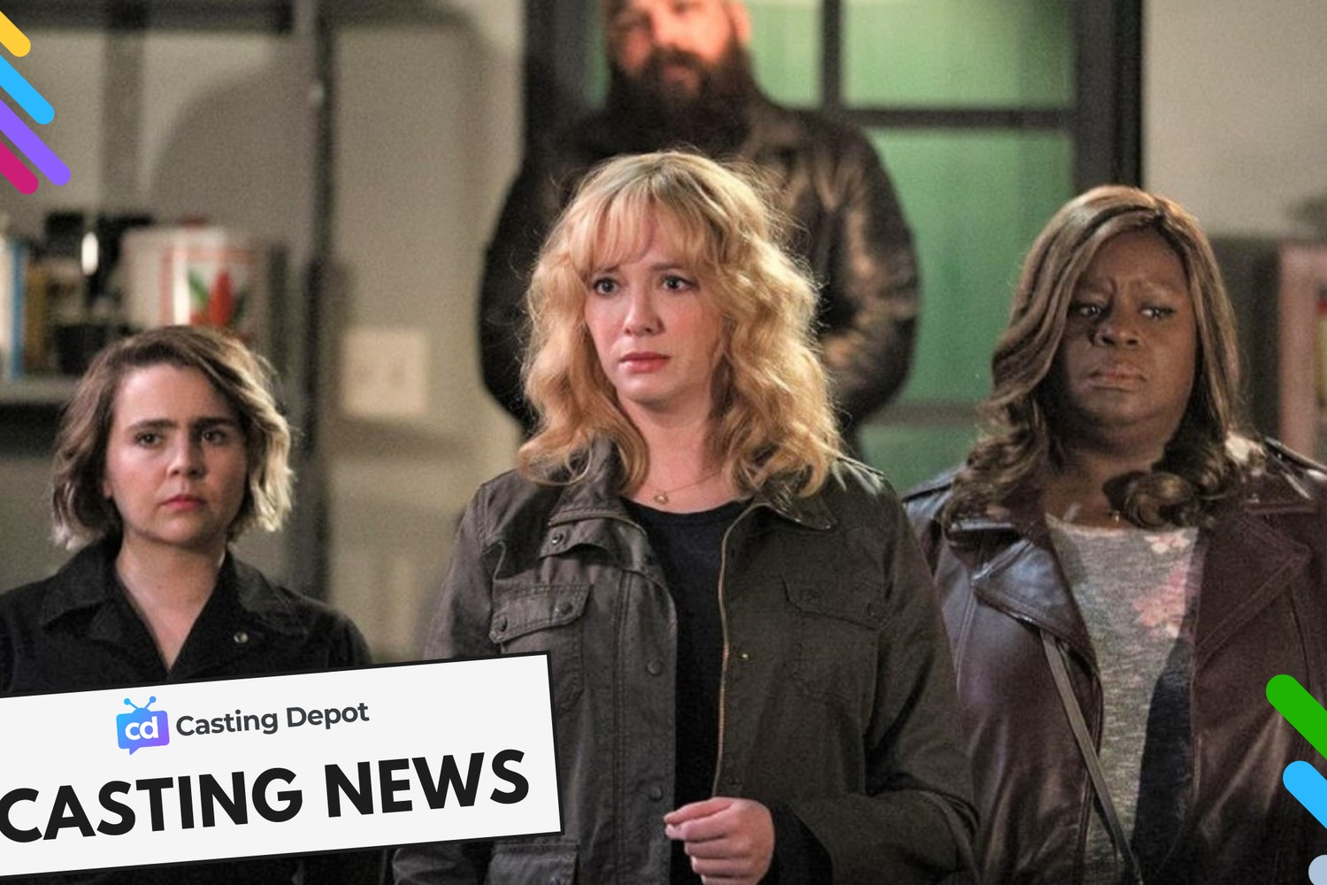 """Cover Image for NBC Cancels """"Good Girls"""""""