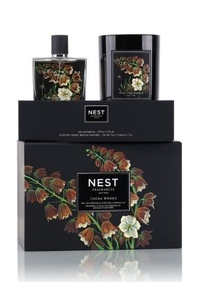 Nest Fragrance Gift Set with Eau de Parfum and Candle