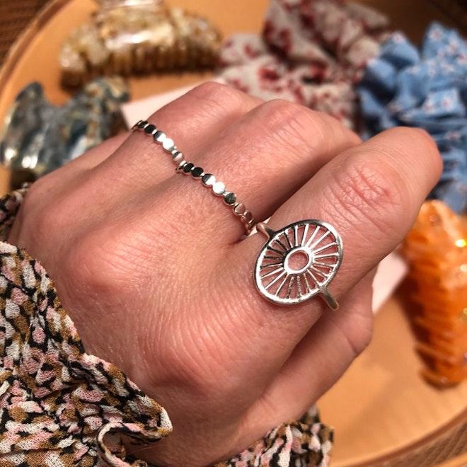 Pernille Corydon Eon og Daylight ring