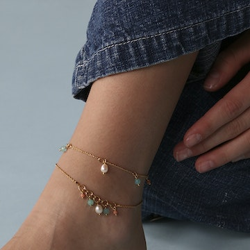 Sistie ankle chains