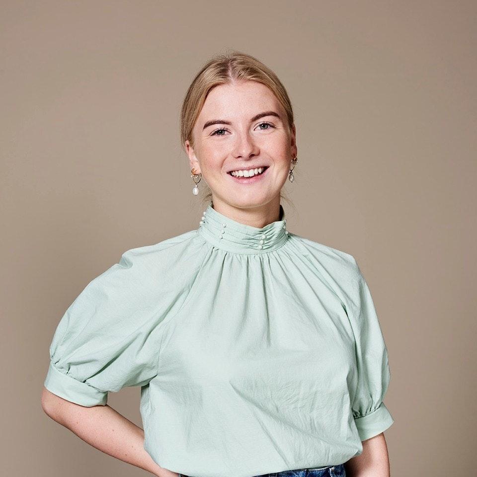 Anna Birkholm - content creator hos A-Hjort