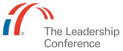 The Leadership Conference on Civil and Human Rights logo.