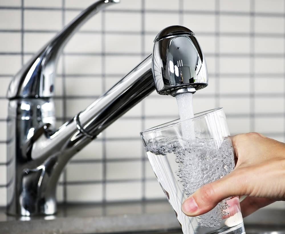 Wasser anmelden nach Umzug
