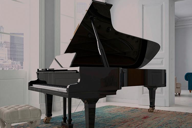 Umzug mit Klavier