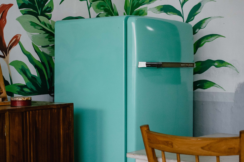 Kühlschrank bei Umzug transportieren