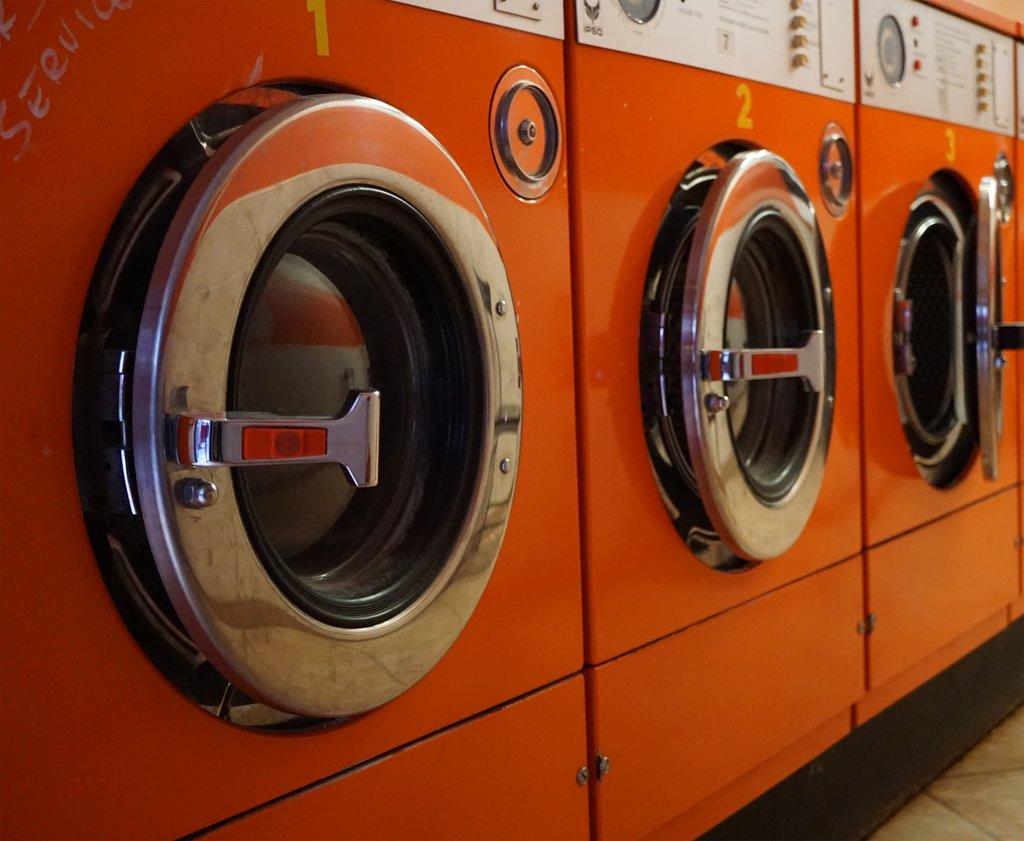 déménager un lave-linge