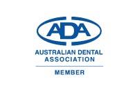 Australian Dental Association Member logo