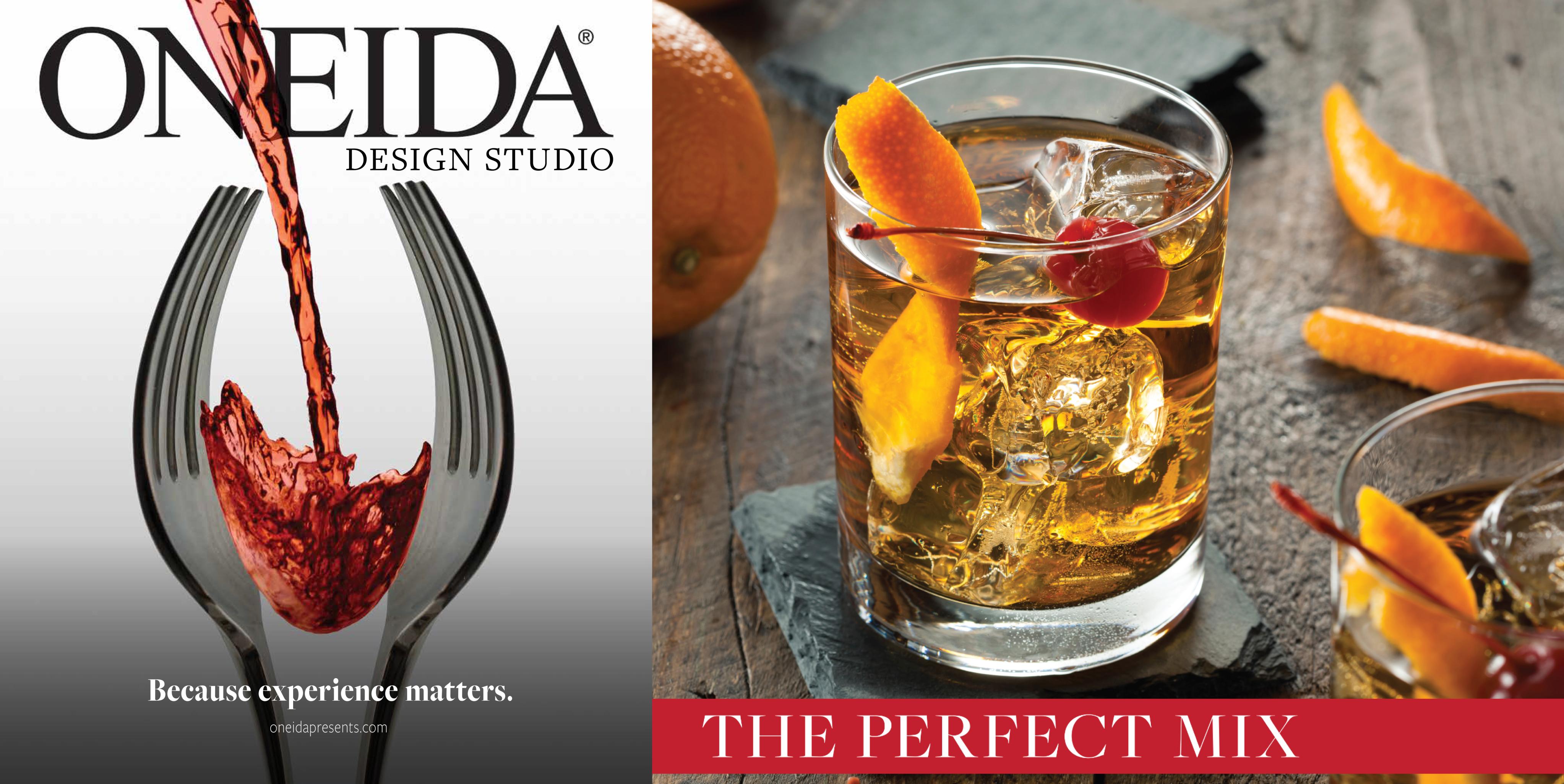 Oneida Design Studio - Cover