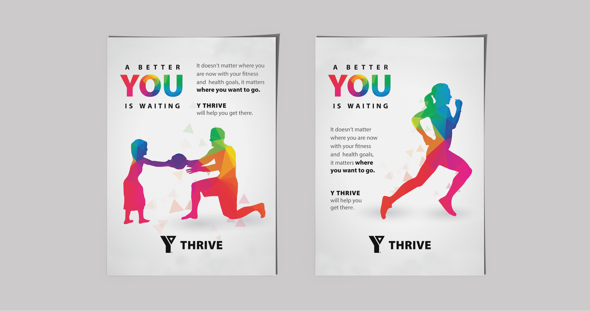 YThrive Posters