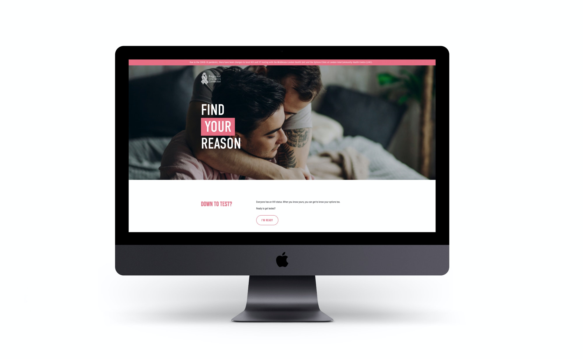 Find Your Reason Website