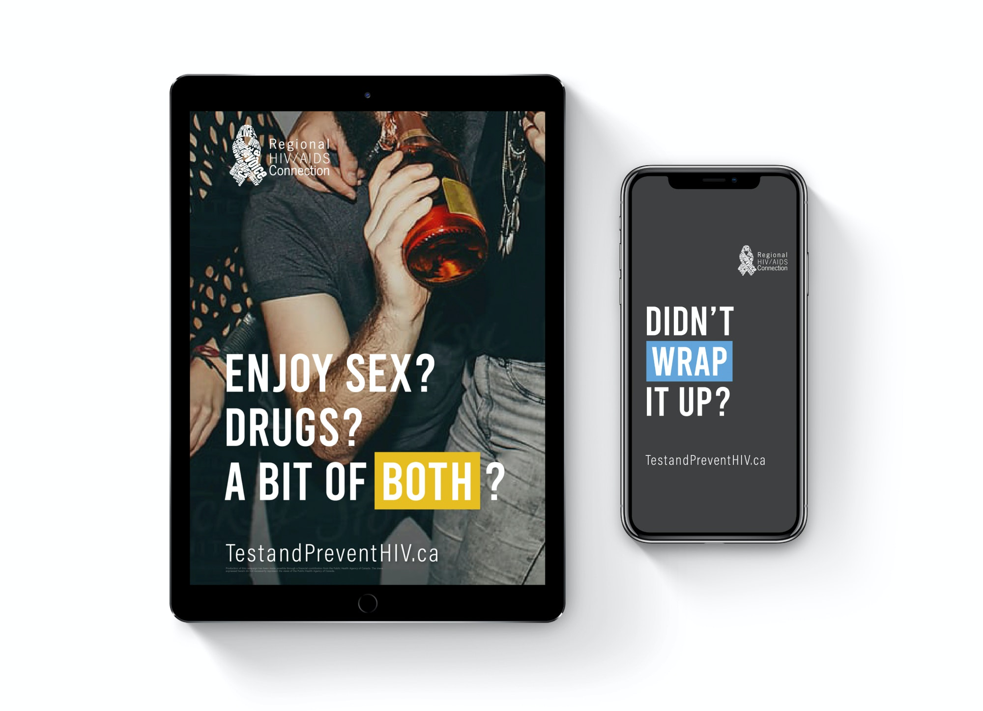 Phase three digital advertisments