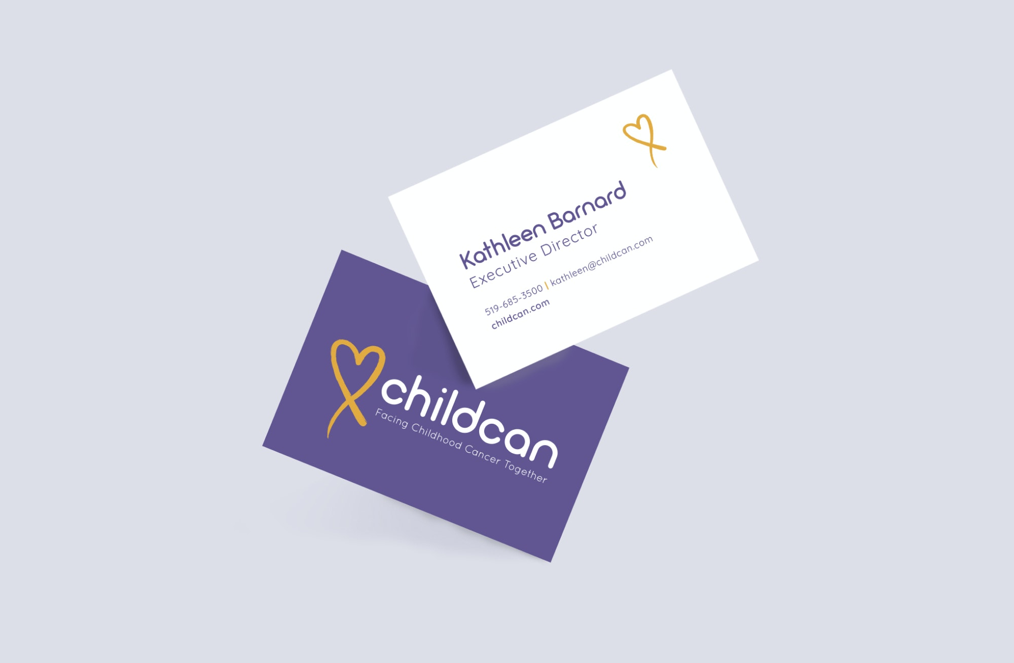 Childcan business cards
