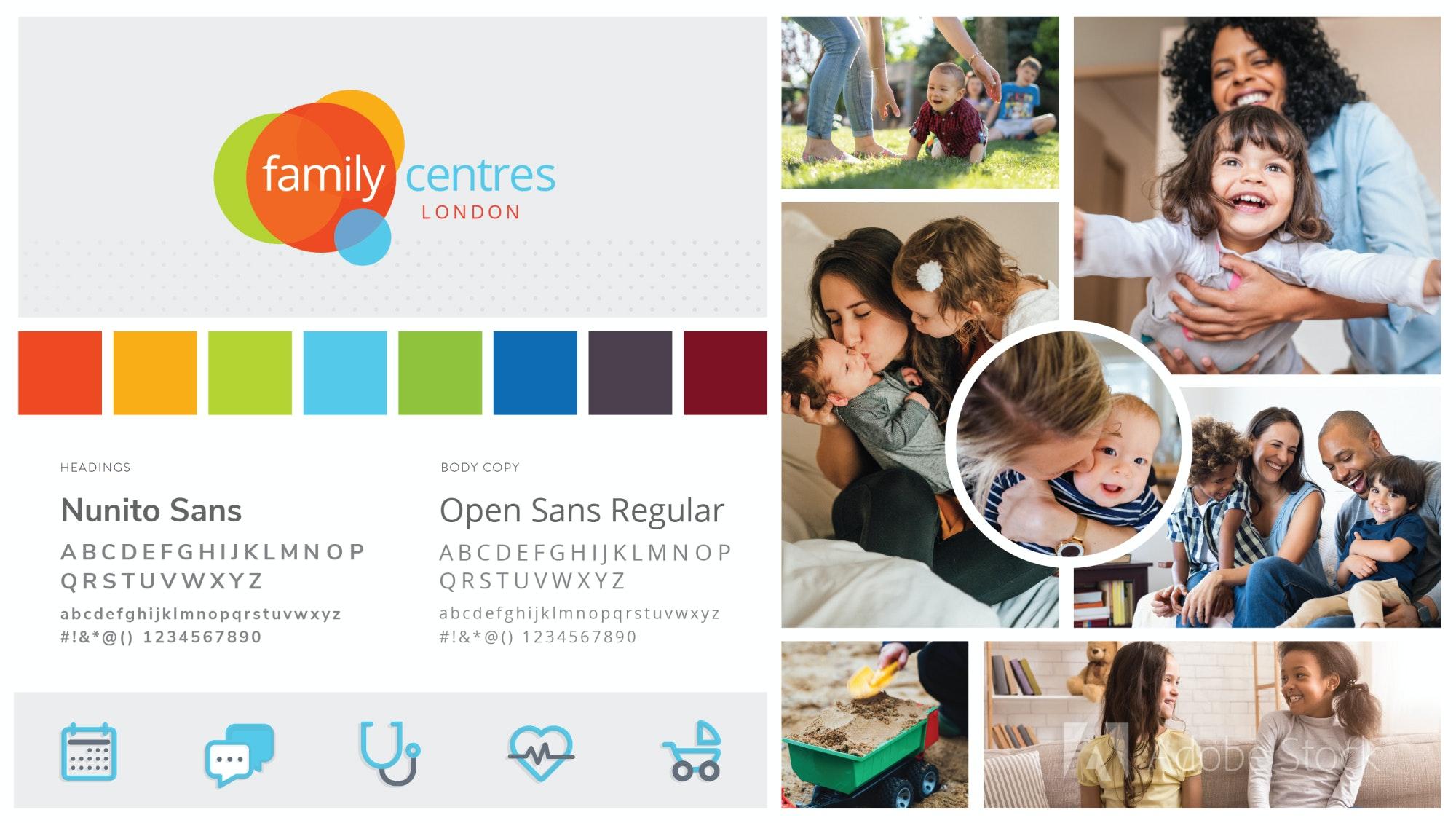 FamilyInfo.ca style tile