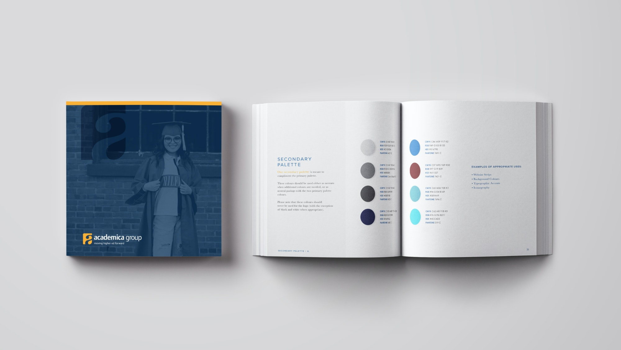 Academica brand guidelines