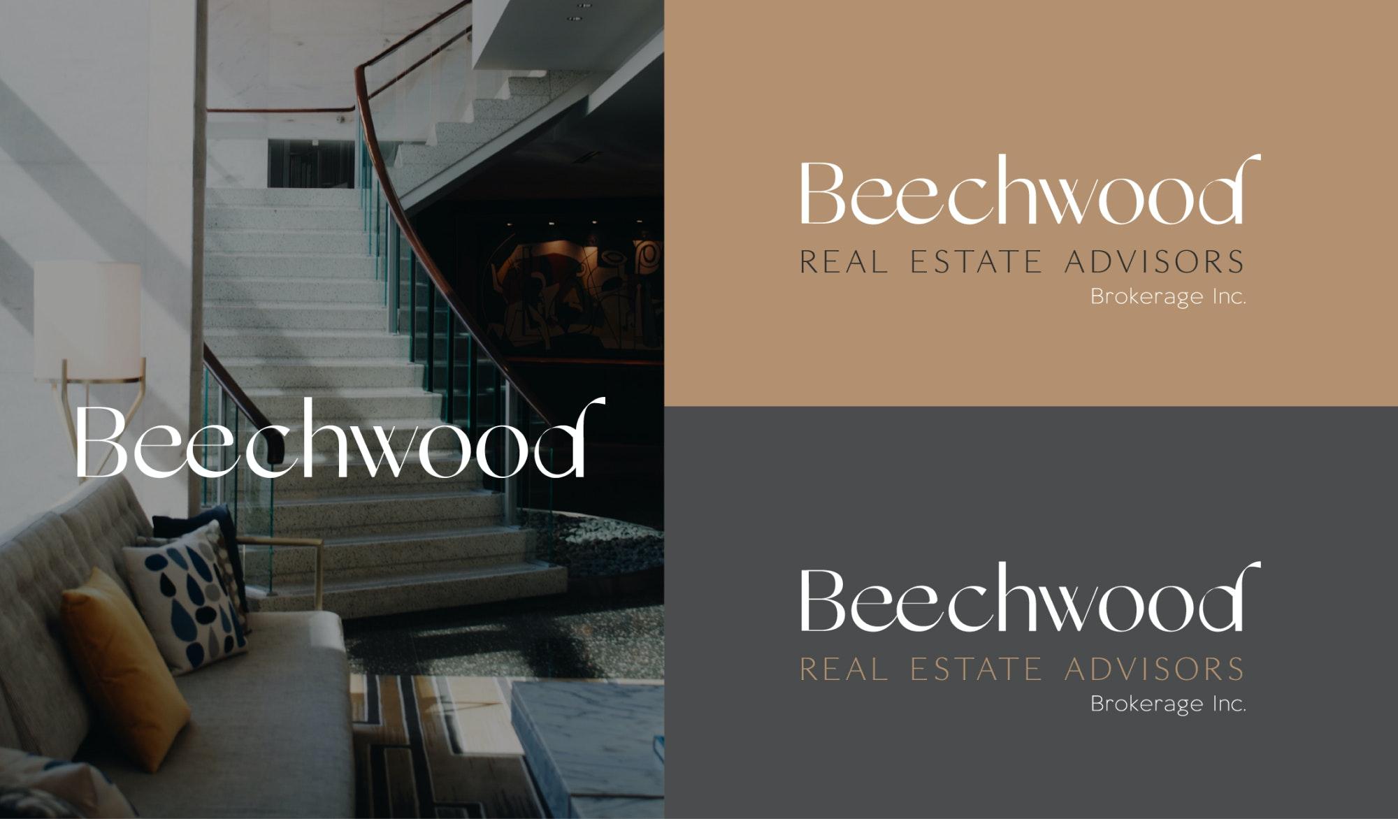 Beechwood logo variations