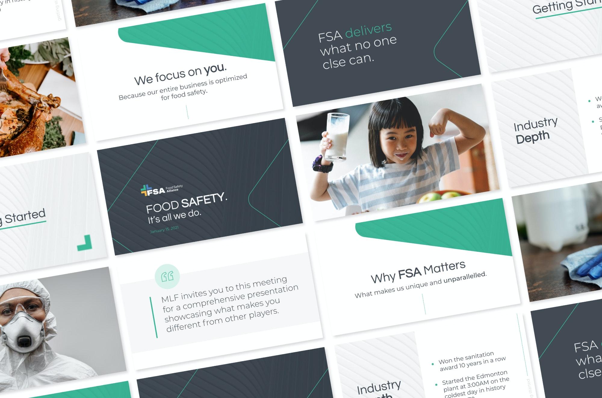 FSA presentation slides