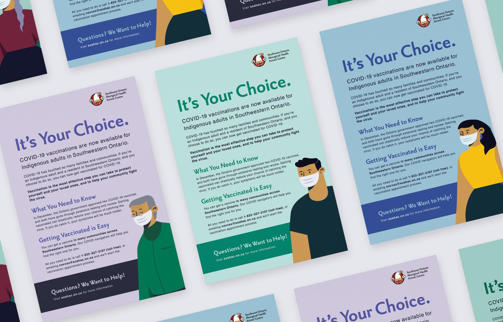 vaccination posters