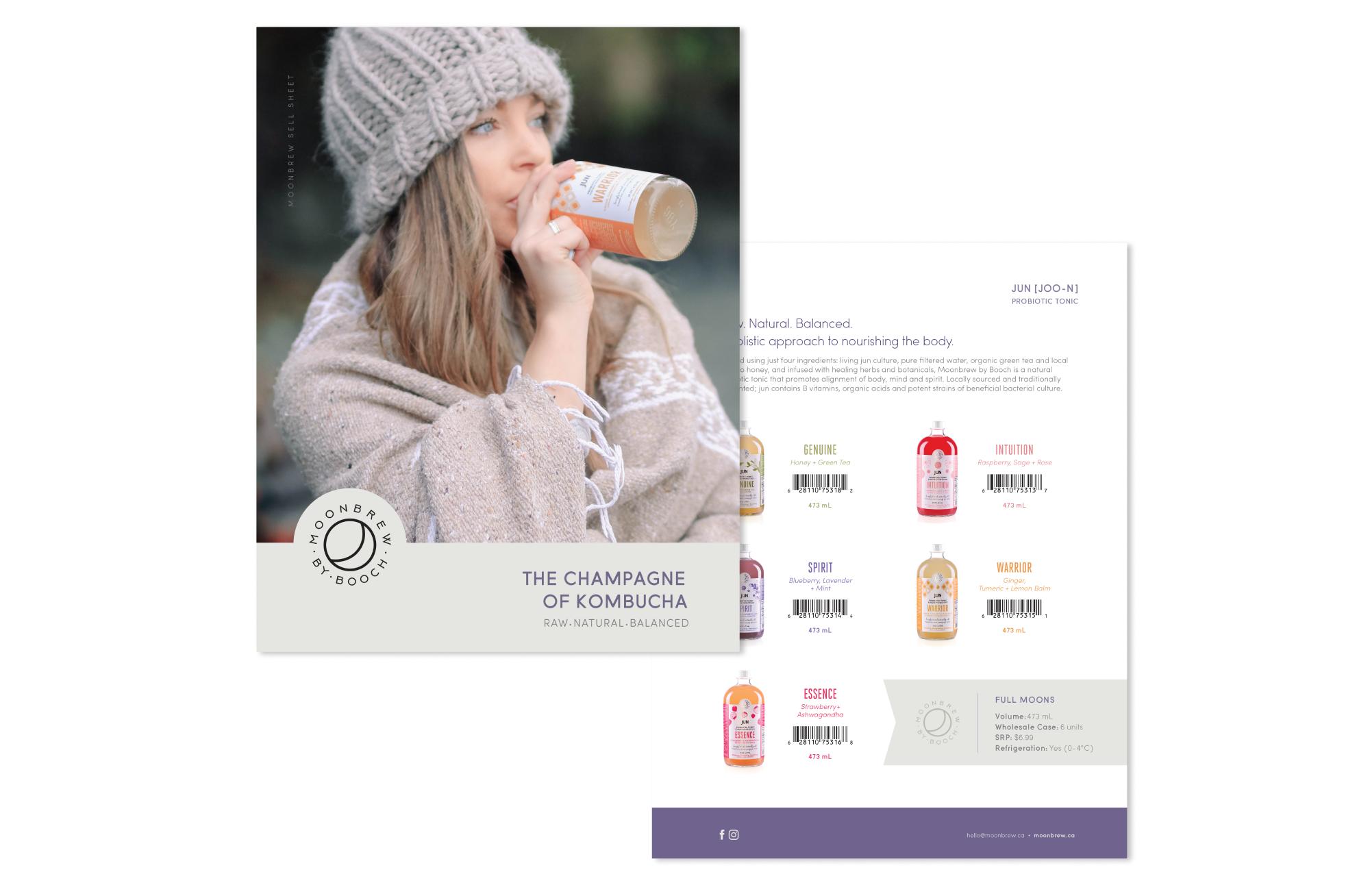 moon brew by booch JUN product sheet