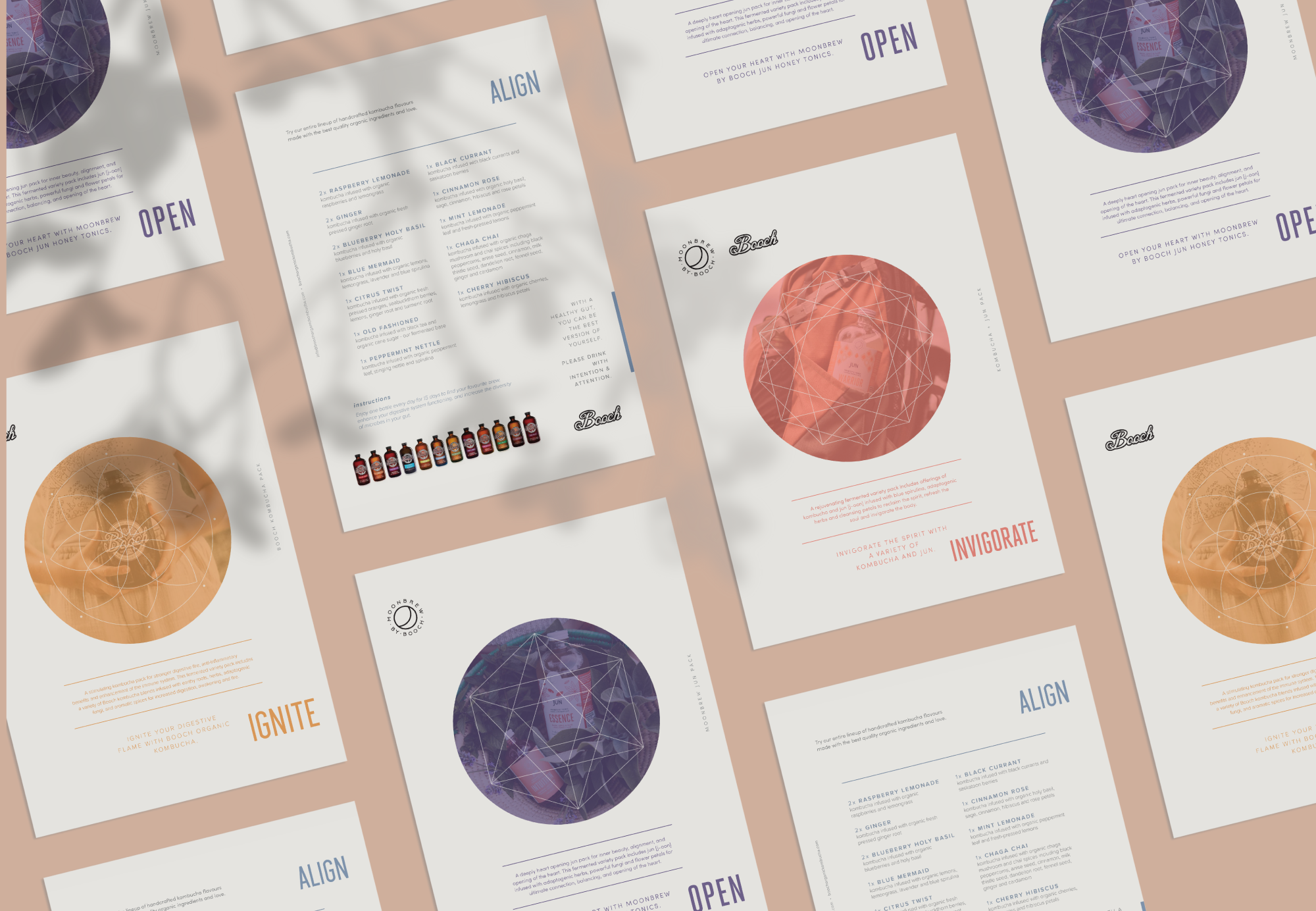 Moonbrew by Booch product sheets