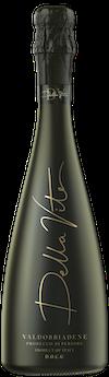 bottle of D.O.C.G. Prosecco