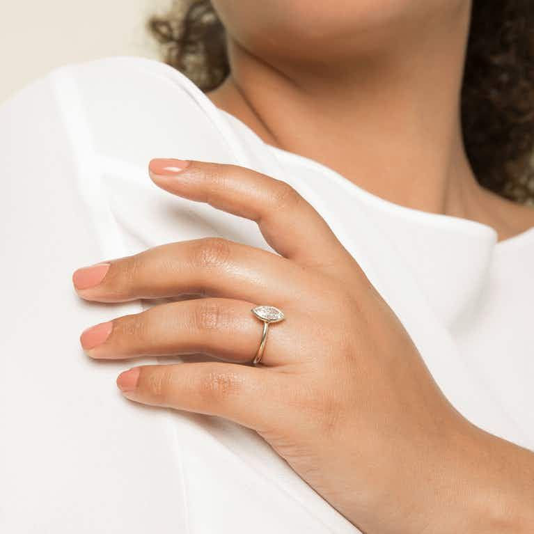 Closeup image of The Signature Bezel