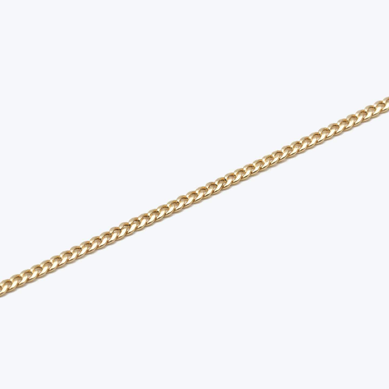 Closeup image of Cuban Link Bracelet