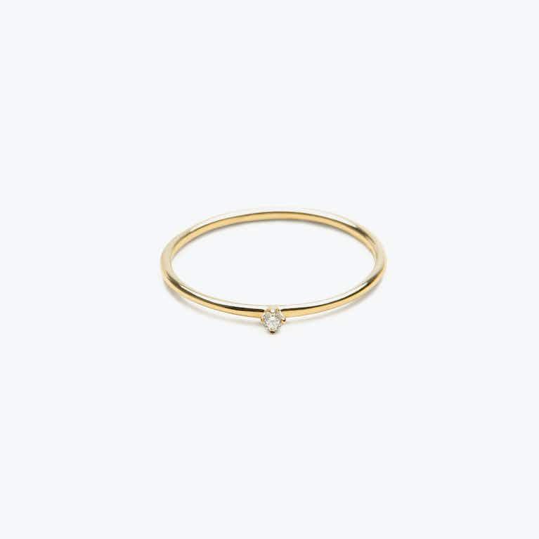 Closeup image of Tiny Ring