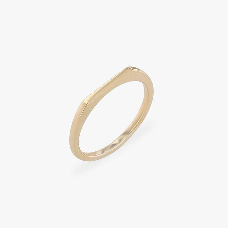 Closeup image of Line Ring