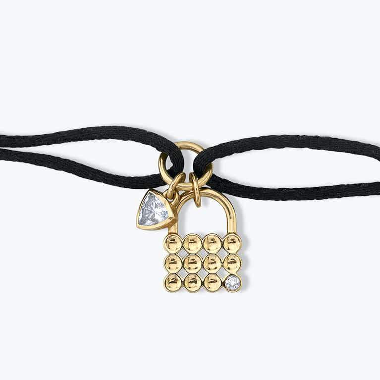 Closeup image of VRAI x BOTTLETOP Bracelet