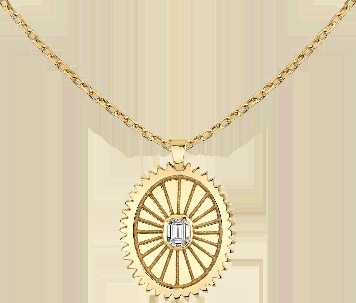 Inner Light Medallion