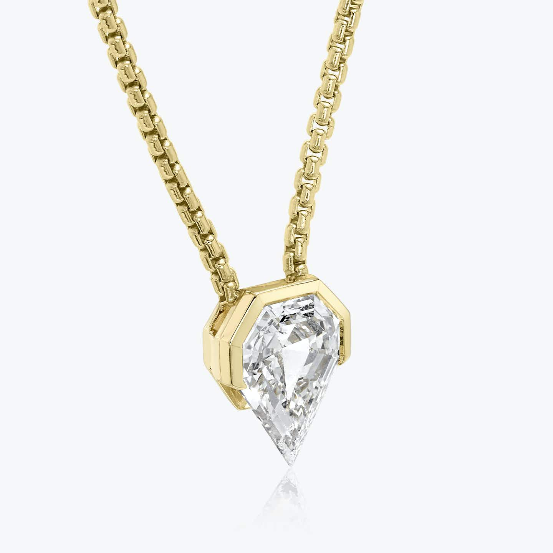 Closeup image of Strength Necklace