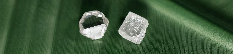 Lab-grown diamonds, Rough diamonds, Sustainable diamonds, Created diamonds