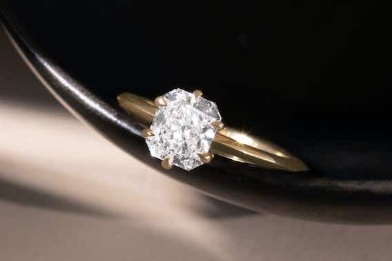 Diamanten erklärt: Reinheit