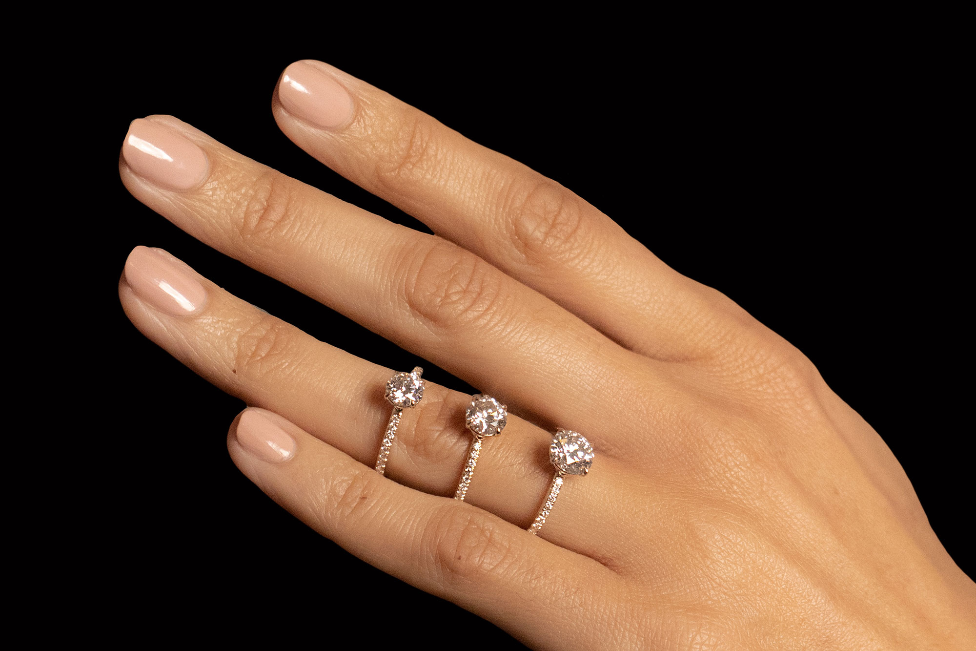 Diamond carat weight &  cut