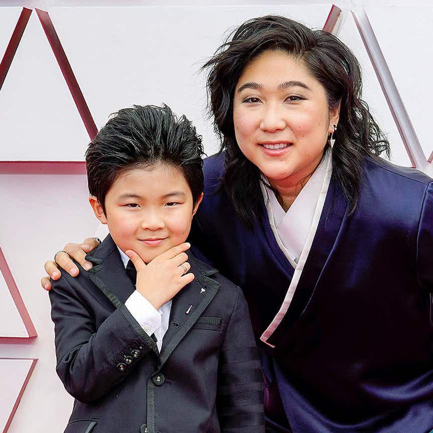 Alan S. Kim and Vicky Kim