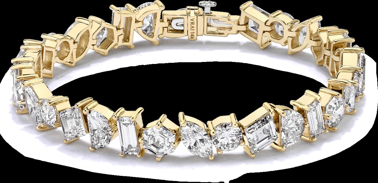Illuminate Bracelet YG