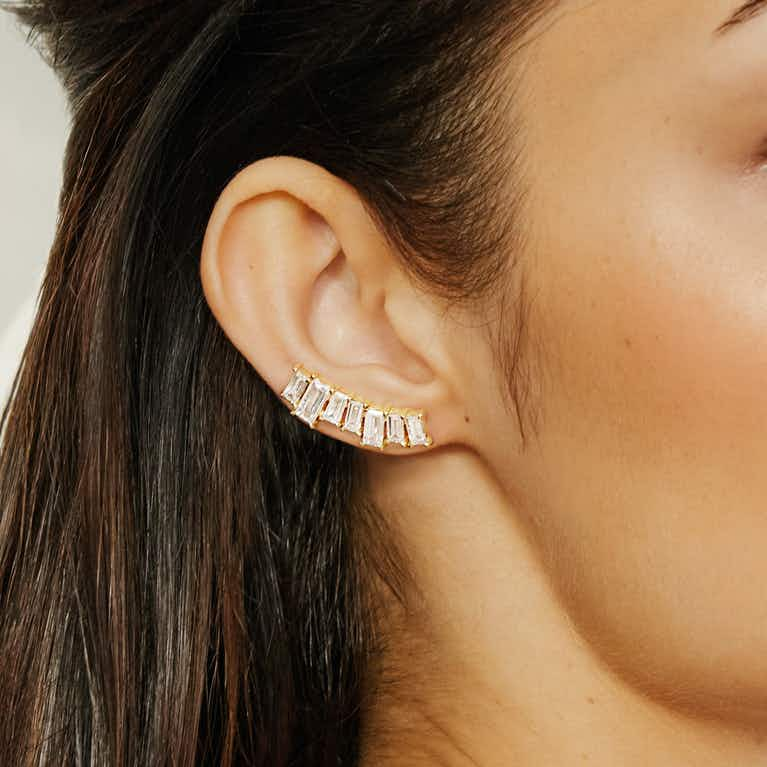 Closeup image of Baguette Ear Arc
