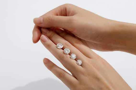 Step 2: Diamond selection