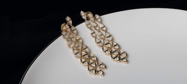 Custom jewelry, lab-grown diamonds