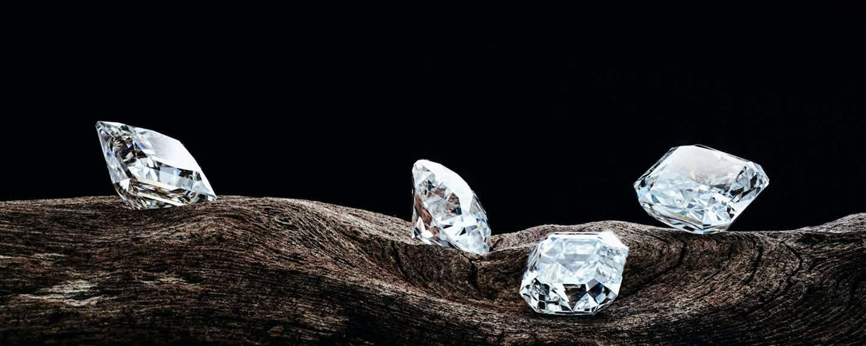 Our diamonds: VRAI created
